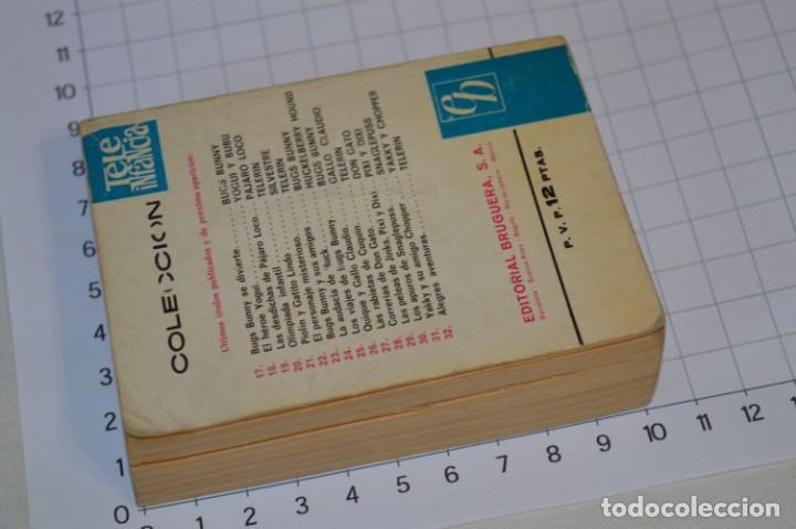 Tebeos: Colección Tele INFANCIA - Bruguera - 5 Números / Ejemplares: 13, 15, 17, 24 y 27 - Años 60 ¡Mira! - Foto 12 - 211277369
