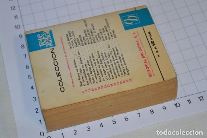 Tebeos: Colección Tele INFANCIA - Bruguera - 5 Números / Ejemplares: 13, 15, 17, 24 y 27 - Años 60 ¡Mira! - Foto 14 - 211277369