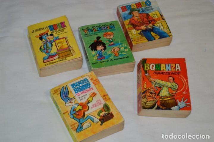 COLECCIÓN TELE INFANCIA - BRUGUERA - 5 NÚMEROS / EJEMPLARES: 13, 15, 17, 24 Y 27 - AÑOS 60 ¡MIRA! (Tebeos y Comics - Bruguera - Otros)