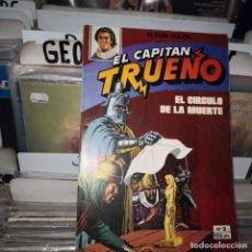 Tebeos: ALBUM COLOR, EL CAPITAN TRUENO, Nº 3, EL CIRCULO DE LA MUERTE,. Lote 211411735