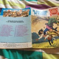 Tebeos: JOYAS LITERARIAS JUVENILES Nº 14 EL CORSARIO DE HIERRO EL BOYARDO TAMAROFF 1ª EDICION 1978. Lote 211426884