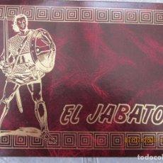 Tebeos: EL JABATO , VOLUMEN X Nº 349 AL 381 AMBOS INCLUIDOS - ENCUADERNADOS MUY BUEN ESTADO. Lote 211458487