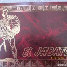 Tebeos: EL JABATO , VOLUMEN VIII 277 AL 312 AMBOS INCLUIDOS - ENCUADERNADOS MUY BUEN ESTADO. Lote 211459065