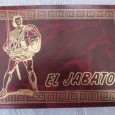 Tebeos: EL JABATO , VOLUMEN VII 241 AL 276 AMBOS INCLUIDOS - ENCUADERNADOS MUY BUEN ESTADO. Lote 211459230