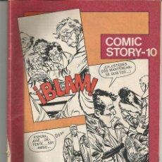 Tebeos: COMIC STORY DE BRUGUELANDIA EDITORIAL BRUGUERA Nº 10. Lote 211467964