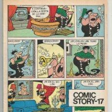 Tebeos: COMIC STORY DE BRUGUELANDIA EDITORIAL BRUGUERA Nº 17. Lote 211468109