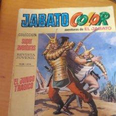 Tebeos: COMIC JABATO COLOR 1 EPOCA N 47 EN BUEN ESTADO. Lote 211471091