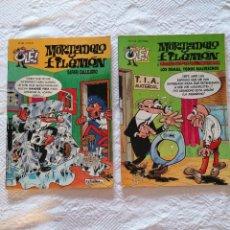 Tebeos: LOTE 2 COMICS MORTADELO Y FILEMÓN. OLÉ. N°98 Y 114. Lote 211475647