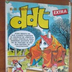 Tebeos: DDT FRIO A LA VISTA EXTRA - BRUGUERA 1983. Lote 211477631