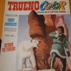 Tebeos: COMIC TRUENO COLOR 1 EPOCA N 116 EN BUEN ESTADO. Lote 211477744