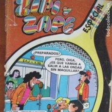 Tebeos: ZIPI Y ZAPE - Nº 97 ESPECIAL - BRUGUERA 1982. Lote 211478062