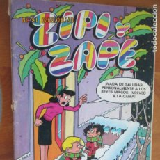 Tebeos: ZIPI Y ZAPE EXTRA NAVIDAD 1981 -EDITORIAL BRUGUERA. CON POSTER. Lote 211478200