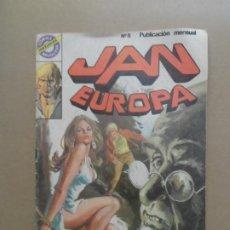 Tebeos: JAN EUROPA Nº 8 EDITORIAL BRUGUERA. Lote 211480614