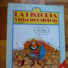 Tebeos: LA HISTORIA VISTA POR DETRÁS Nº 2. EDITORIAL BRUGUERA.. Lote 211484042