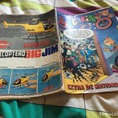 Tebeos: SACARINO EXTRA DE NAVIDAD 1980. BRUGUERA.. Lote 211506107