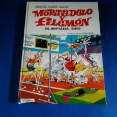 Tebeos: MORTADELO Y FILEMON -OLIMPIADA 1980-IMPECABLE ESTADO. Lote 211509962