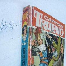 Tebeos: COLECCIÓN HÉROES BRUGUERA Nº 7 CAPITÁN TRUENO - EL YELMO DE GENGIS KHAN - 1963 BRUGUERA. Lote 211518795