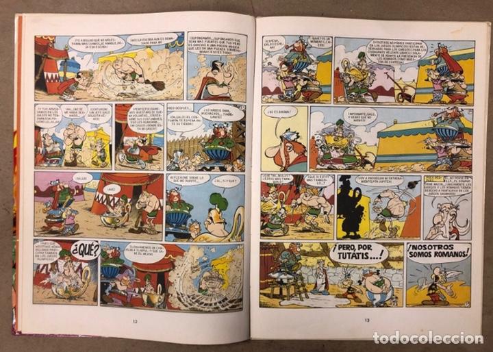 Tebeos: ASTERIX EN LOS JUEGOS OLÍMPICOS. EDITORIAL BRUGUERA 1968 - Foto 4 - 211521441
