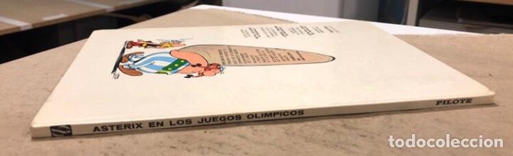 Tebeos: ASTERIX EN LOS JUEGOS OLÍMPICOS. EDITORIAL BRUGUERA 1968 - Foto 7 - 211521441