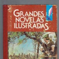 Tebeos: GRANDES NOVELAS ILUSTRADAS TOMO 12 EDITORIAL BRUGUERA AÑO 1985. Lote 211525877