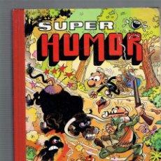 Tebeos: SUPER HUMOR TOMO XXXIII MORTADELO Y FILEMON,SACARINO Y ROMPE TECHOS EDITA BRUGUERA 1986. Lote 211525949