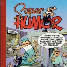 Tebeos: SUPER HUMOR TOMO 12 MORTADELO Y FILEMON EDITORIAL BRUGUERA 2 EDICION JULIO DE 1996. Lote 211525996