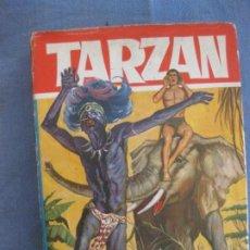 Tebeos: TARZAN. EL TESORO DE CHAKA. COLECCION HEROES Nº 47. EDITORIAL BRUGUERA 1967.. Lote 211601269