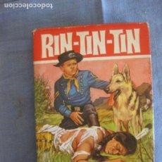 Tebeos: RIN-TIN-TIN . EL CONDOR DEL GRAN CAÑON.COLECCION HEROES Nº 57. EDITORIAL BRUGUERA 1965.. Lote 211602184