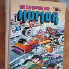 Tebeos: SUPER HUMOR MORTADELO VOLUMEN XV - 360 PAGINAS PEPE GOTERA , ZIPI Y ZAPE 1978. Lote 211610421