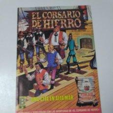 Tebeos: EL CORSARIO DE HIERRO NÚMERO 43 EDICIÓN HISTÓRICA 1989 EDICIONES B 987 EDICIONES B. Lote 211614087