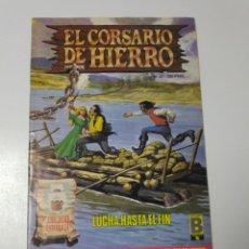 Tebeos: EL CORSARIO DE HIERRO NÚMERO 42 EDICIÓN HISTÓRICA 1989 EDICIONES B 987 EDICIONES B. Lote 211614244