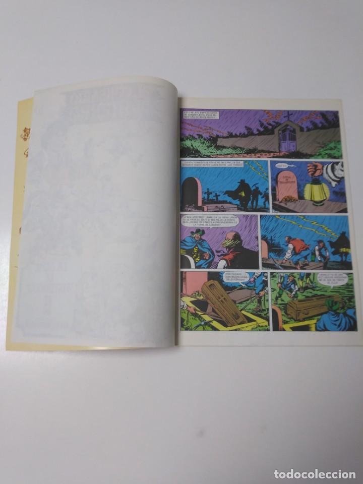 Tebeos: El Corsario de Hierro número 40 Edición Histórica 1989 Ediciones B 987 Ediciones B - Foto 4 - 211614699