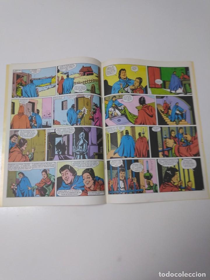 Tebeos: El Corsario de Hierro número 40 Edición Histórica 1989 Ediciones B 987 Ediciones B - Foto 5 - 211614699