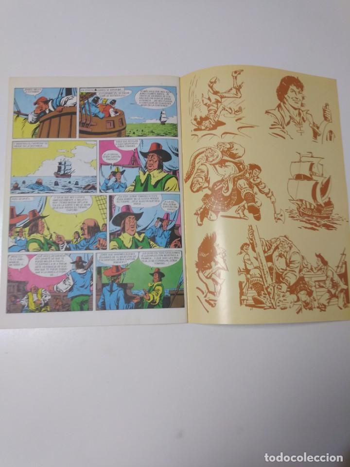 Tebeos: El Corsario de Hierro número 40 Edición Histórica 1989 Ediciones B 987 Ediciones B - Foto 6 - 211614699