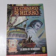 Tebeos: EL CORSARIO DE HIERRO NÚMERO 39 EDICIÓN HISTÓRICA 1989 EDICIONES B 987 EDICIONES B. Lote 211614864