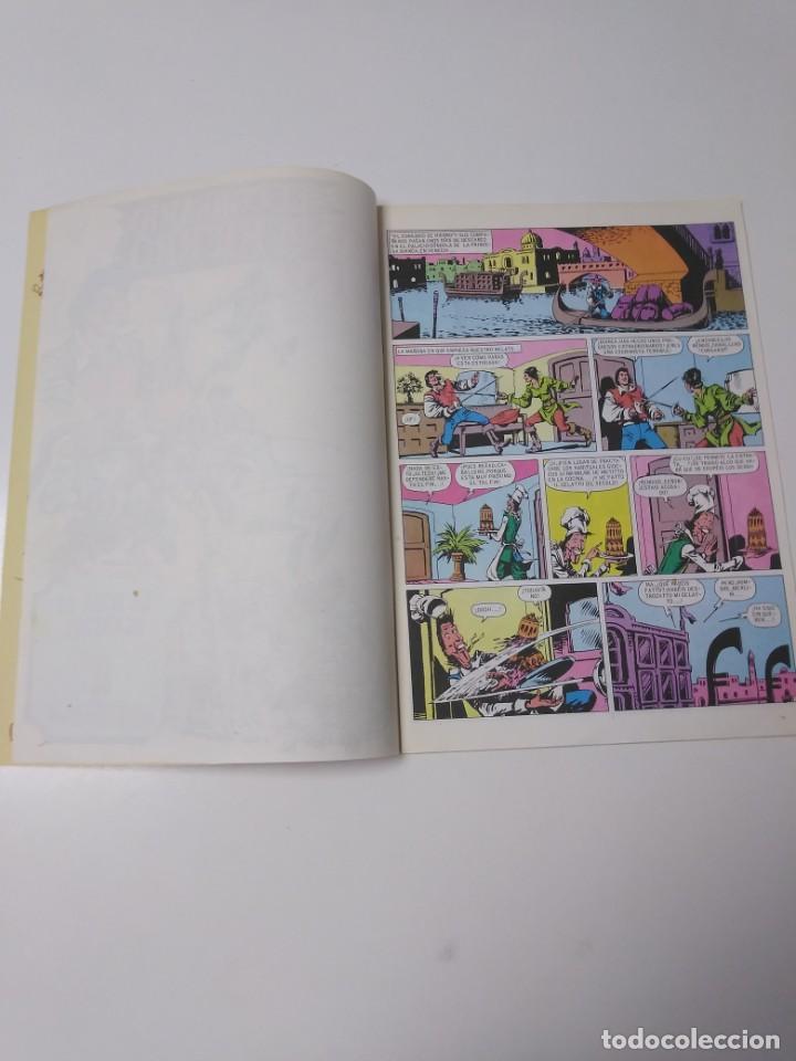 Tebeos: El Corsario de Hierro número 39 Edición Histórica 1989 Ediciones B 987 Ediciones B - Foto 4 - 211614864