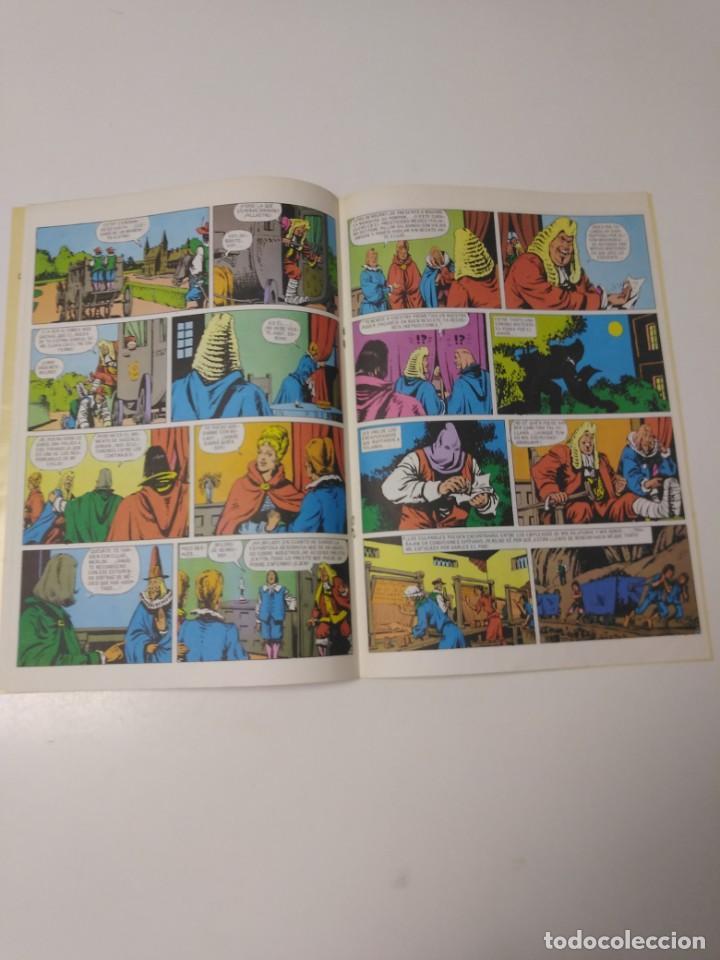 Tebeos: El Corsario de Hierro número 39 Edición Histórica 1989 Ediciones B 987 Ediciones B - Foto 5 - 211614864