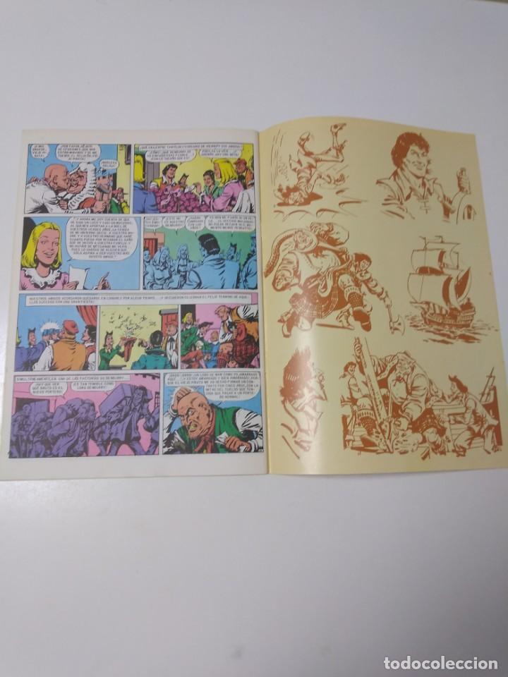 Tebeos: El Corsario de Hierro número 39 Edición Histórica 1989 Ediciones B 987 Ediciones B - Foto 6 - 211614864