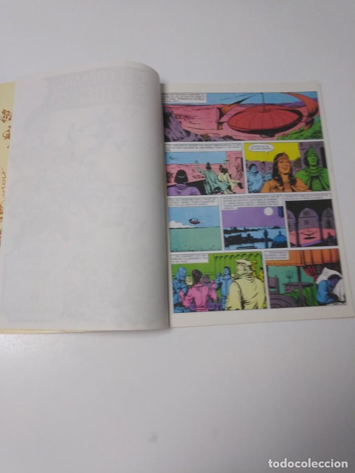 Tebeos: El Corsario de Hierro número 37 Edición Histórica 1989 Ediciones B 987 Ediciones B - Foto 4 - 211615041