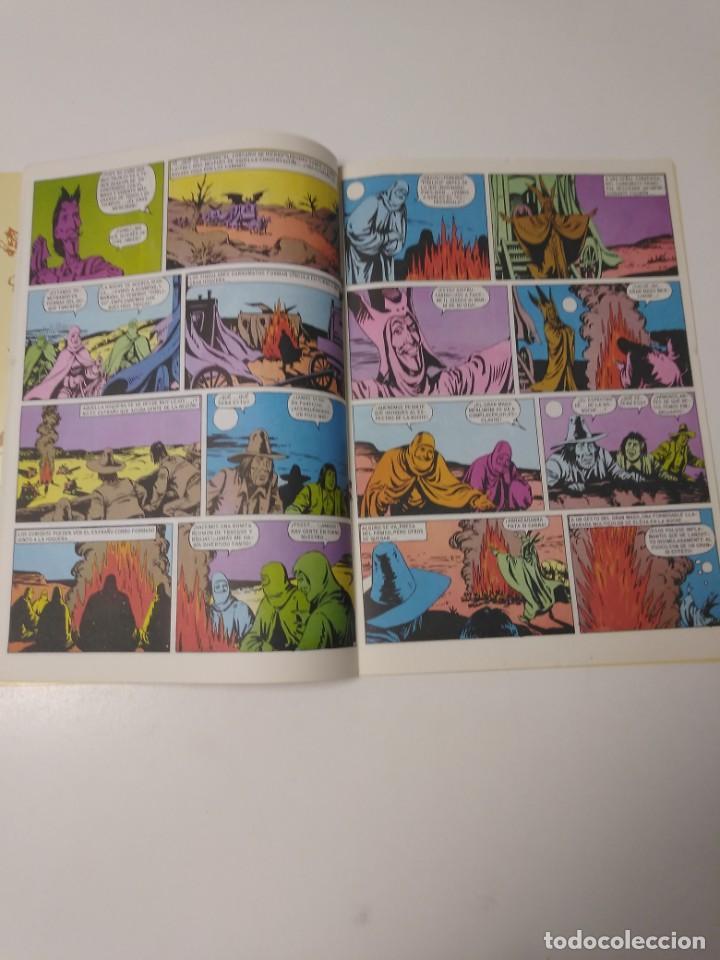 Tebeos: El Corsario de Hierro número 37 Edición Histórica 1989 Ediciones B 987 Ediciones B - Foto 5 - 211615041