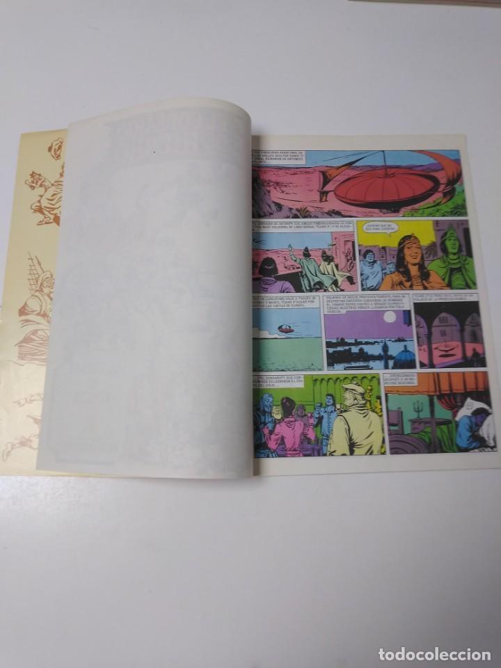 Tebeos: El Corsario de Hierro número 37 Edición Histórica 1989 Ediciones B 987 Ediciones B - Foto 4 - 211615247