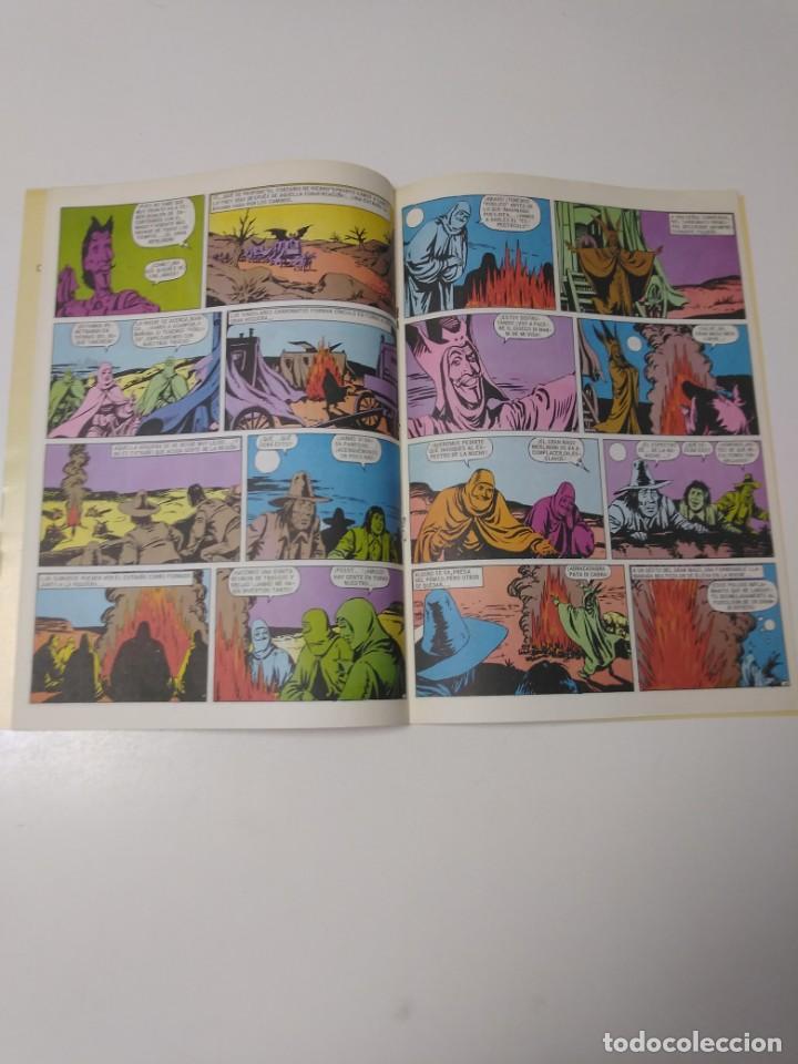 Tebeos: El Corsario de Hierro número 37 Edición Histórica 1989 Ediciones B 987 Ediciones B - Foto 5 - 211615247