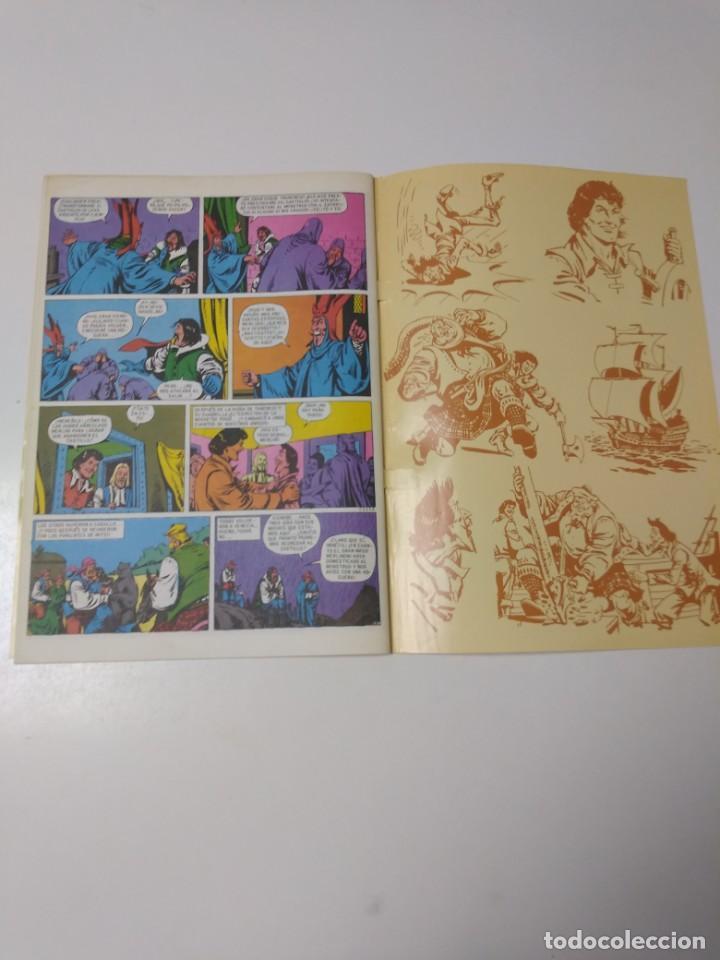 Tebeos: El Corsario de Hierro número 37 Edición Histórica 1989 Ediciones B 987 Ediciones B - Foto 6 - 211615247