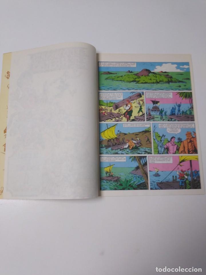 Tebeos: El Corsario de Hierro número 35 Edición Histórica 1989 Ediciones B 987 Ediciones B - Foto 4 - 211615736