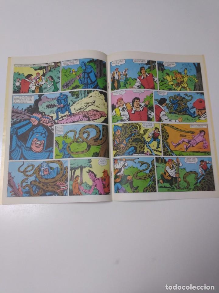 Tebeos: El Corsario de Hierro número 35 Edición Histórica 1989 Ediciones B 987 Ediciones B - Foto 5 - 211615736