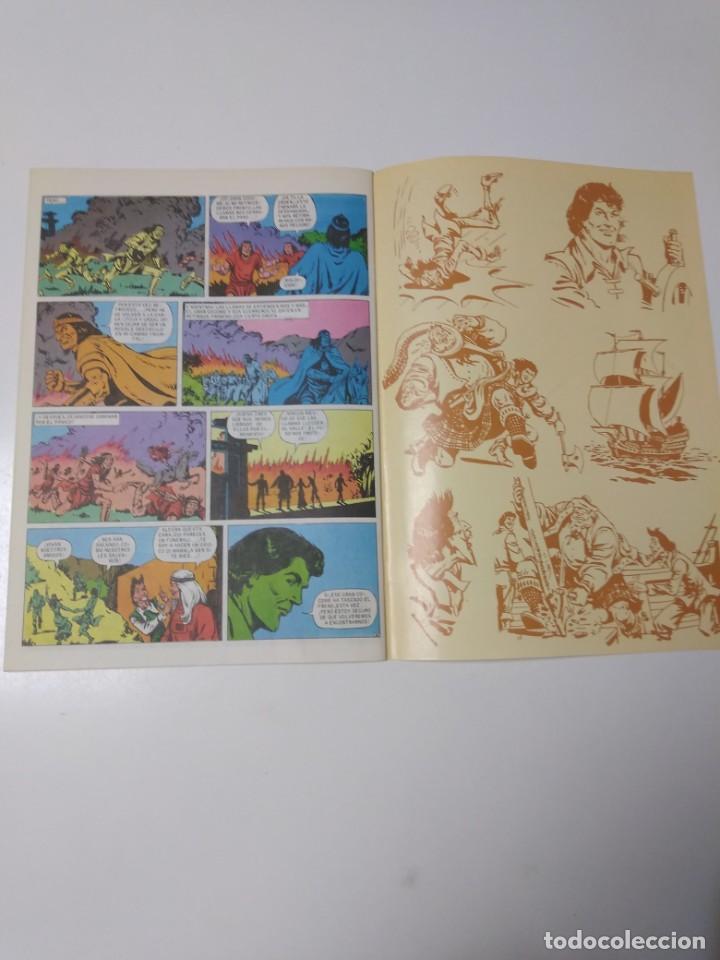 Tebeos: El Corsario de Hierro número 35 Edición Histórica 1989 Ediciones B 987 Ediciones B - Foto 6 - 211615736