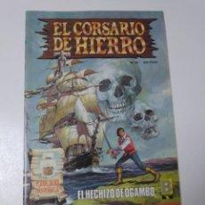 Tebeos: EL CORSARIO DE HIERRO NÚMERO 34 EDICIÓN HISTÓRICA 1989 EDICIONES B 987 EDICIONES B. Lote 211615897