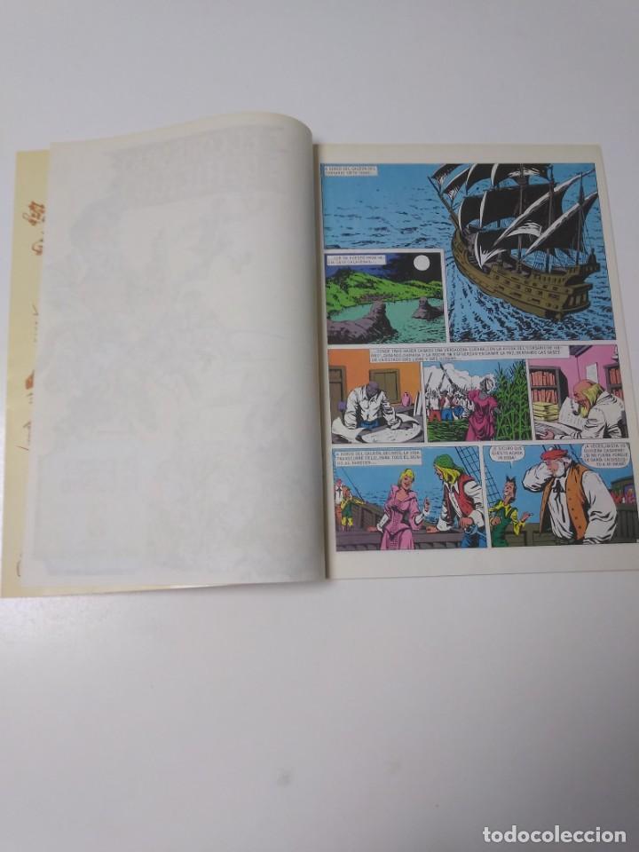 Tebeos: El Corsario de Hierro número 34 Edición Histórica 1989 Ediciones B 987 Ediciones B - Foto 4 - 211615897
