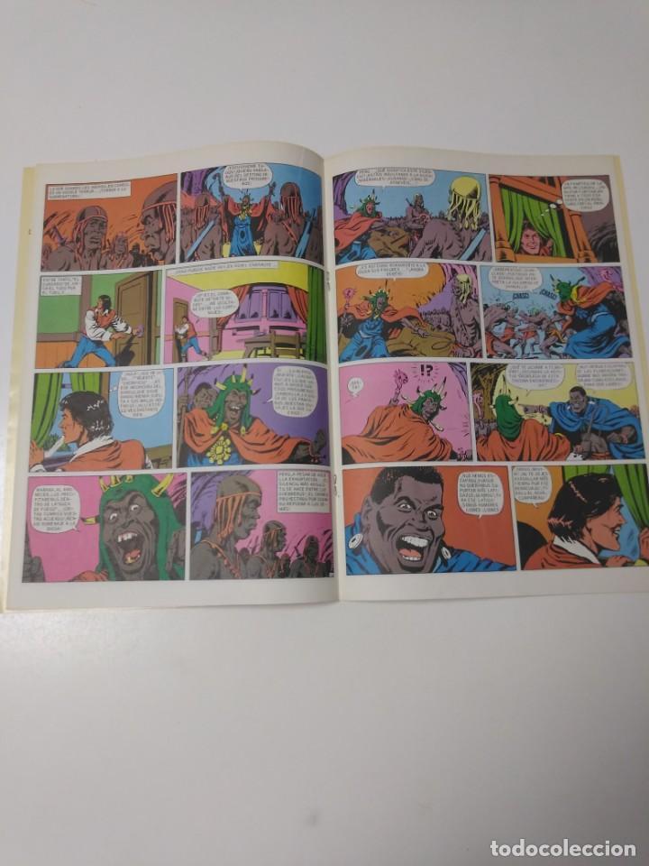 Tebeos: El Corsario de Hierro número 34 Edición Histórica 1989 Ediciones B 987 Ediciones B - Foto 5 - 211615897