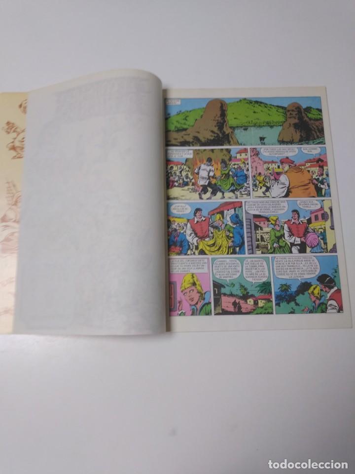 Tebeos: El Corsario de Hierro número 33 Edición Histórica 1989 Ediciones B 987 Ediciones B - Foto 4 - 211616279